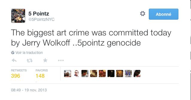 Considéré pendant 20 ans comme la Mecque du street art, Five Pointz a accueilli à New York les plus grands graffeurs du monde sur ses 20.000 m2 de murs. Un reportage du site spécialisé en bande dessinée, Comixtrip.
