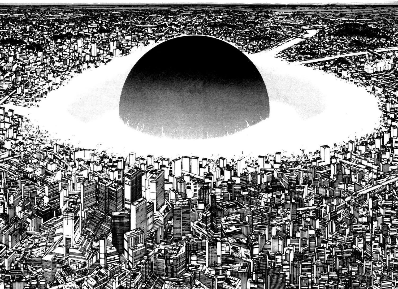 Akira Le Manga Commence Par La Lettre A Comixtrip